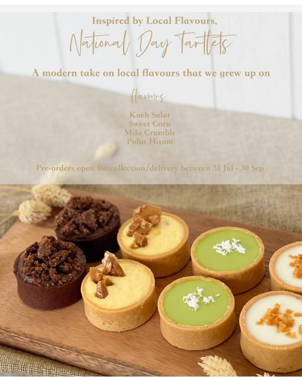 National Day Tarts