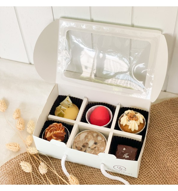 Yam Cake Full Month Box