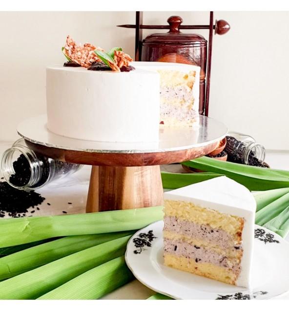 Pulut Hitam Cake