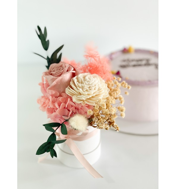 Pink Bloom Box